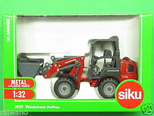 1:32 Siku Farmer 3059 Weidemann Hoftrac mit Kabine 1770 CX 50 Blitzversand DHL