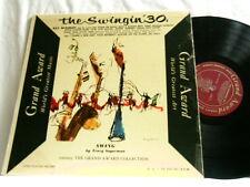 RAY McKINLEY & PEANUTS HUCKO Swingin' 30s Billy Butterfield Hank Jones LP