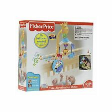 Fisher Price Discover Õn Grow 2-in-1 Musical Mobile**Brand New**