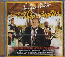 CD 20T JEAN JACQUES DEBOUT SOUS LE SOLEIL DES GUINGUETTES 2013 NEUF SCELLE