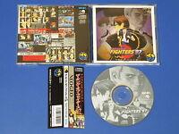 SNK Neo Geo CD KING OF FIGHTERS 97 w/Obi KOF Import Japan