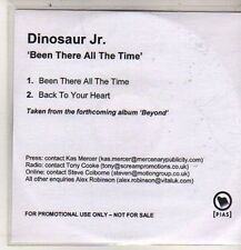 (DB665) Dinosaur Jr, Been There All The Time - DJ CD