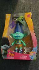 DreamWorks Trolls Branch Troll Doll 9 Inch Figure by Hasbro NEW
