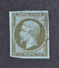 FRANCE  EMPIRE  -  NAPOLÉON  1 c.  olive  n°11  TB  -  Cote YT 90 €