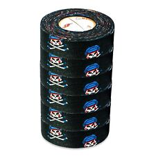 "Proguard Ice Hockey 130Ss Skulls N Sticks Ice Hockey Tape 6 Pack 1""X20 yds"