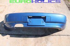 OEM BMW Z3 00 01 02 ROADSTER Rear Bumper Cover TOPAZ BLUE
