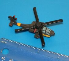 Military Micro Machines US ARMY BELL AH-64A APACHE COPTER Galoob