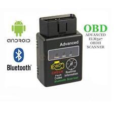 Mini Auto Car Diagnostic Scanner Tool Bluetooth V2.1 Android Code Reader Black