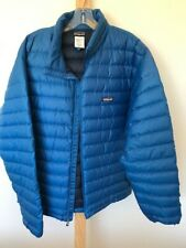 Patagonia Down Sweater - New Without Tags - Men's Large - Andes Blue