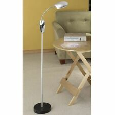 CORDLESS BATTERY POWERED ANYWHERE 16 LED PORTABLE FLOOR LAMP NIGHT LIGHT