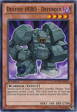 1x Yugioh BPW2-EN019 Destiny HERO - Defender Common Card 1st Edition