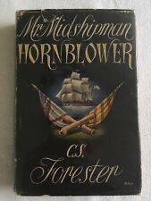 Mr Midshipman Hornblower By C. S. Forester 1950 1st 1st Hardback In Unclipped DJ