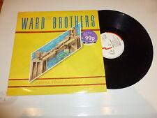 "THE WARD BROTHERS - Cross That Bridge - deleted 1986 UK Siren label 12"" Single"