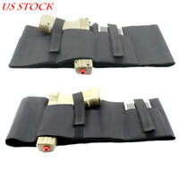 US Elastic Belly Band Holster Concealed Carry with Mag Pouch for Glock Sig Sauer