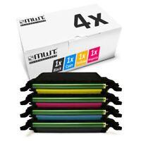 4x Cartridge For Samsung CLX-6220-FX CLX-6250-FX CLP-670-N CLP-670-ND CLP-620-ND