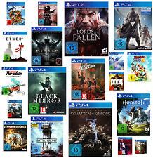 Sony PlayStation 4 | PS4 | Beliebte Spiele | NEU & OVP |