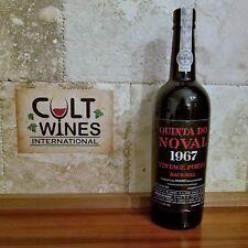 WS 95 pts! 1967 Quinta do Noval Nacional Vintage Port. Perfect Provenance.