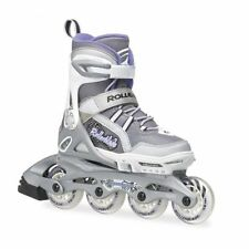 Rollers et patins noirs Rollerblade