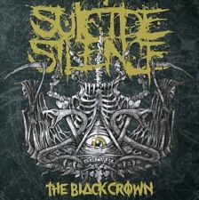 Suicide Silence - BLACK CROWN - CD - New