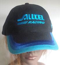 Alltel Racing NASCAR #12 Ryan Newman Baseball Cap Hat Adjustable Black Blue