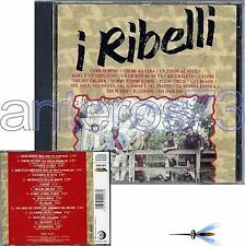 I RIBELLI DEMETRIO STRATOS RARO CD BEAT LUCIO BATTISTI