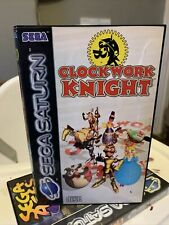 Clockwork Knight Sega Saturn 🪐 PAL