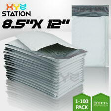85x12 85x11 Inch Poly Bubble Mailers Padded Envelope Shipping Bags 2