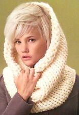 Extra Chunky Snood Knitting Pattern
