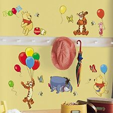 "RoomMates ""Winnie the Pooh"" and Friends - 38 Wandsticker NEU & OVP"