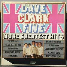 THE DAVE CLARK FIVE more greatest hits LP VG+ LN 24221 Mono 1966 Epic USA