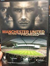 Manchester United - Beyond The Promised Land region 4 DVD (soccer documentary)
