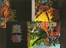 Iced Earth - Days of Purgatory 1998 2CD Digibook!