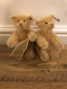 Steiff 'Twin Bears ' Blonde. Boxed. Traditional. 18cm. Collectors