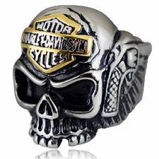 Harley Davidson Ring Gr.19mm