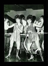 70's Hong Kong actress NANCY SIT photo dancing e43