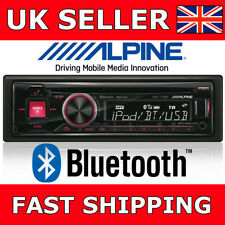 Alpine CDE-173BT CD MP3 USB Bluetooth Ready Tuner Car Stereo Headunit Brand NEW
