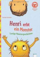 Henri erbt ein Monster. Lustige Monstergeschichten: Der ... | Buch | Zustand gut