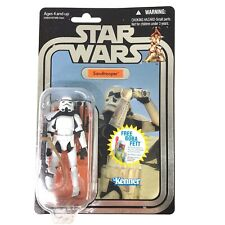 Vintage STAR WARS  SANDTROOPER  POTF Holo Action Figure  #rs2