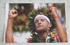 ORIGINAL Autogramm von Jan Frodeno. pers. gesammelt. 20x30 Foto. 100% ECHT