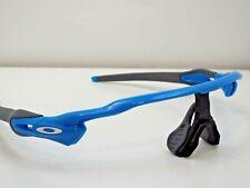 Authentic Oakley Customized OO9211 Radar EV Blue & Grey Sunglasses Frame