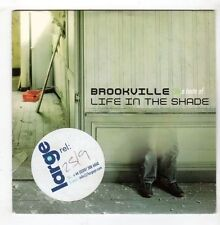 (HB783) Brookville, Life In The Shade - 2006 DJ CD