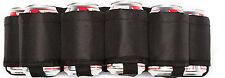 Beer Belt, Red Neck Beer Holster - Insulated - BLACK