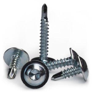 Blechschrauben Torx Bohrschraube Linsenkopf mit Bund selbstbohrend Ø 4,2 mm