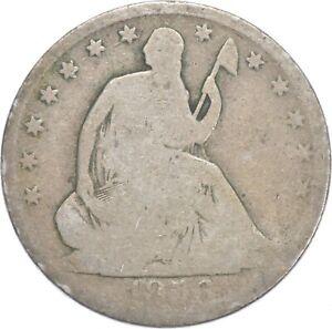 50c - Better - 1876-O - Seated Liberty Half Dollar *742