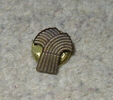 Saskatchewan Province (Canada) Wheat-sheaf  Emblem Pin Badge - Vintage ~1987