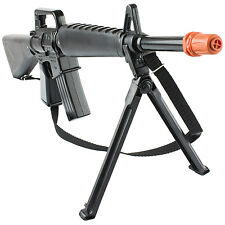8 Shot M-16 Style Assault Rifle Cap Gun - Made in Spain