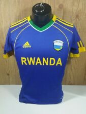 Adidas Climacool Rwanda National Football Soccer Jersey Shirt Men Size Medium