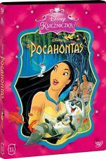 POCAHONTAS - DISNEY DVD