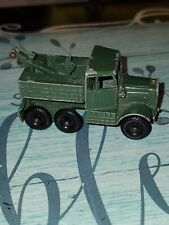 Matchbox Lesney No 64a Scammell Breakdown Truck - Made In England - (B39)