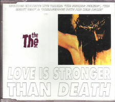 RARE The The Love Is Stronger Than Death UK CD single (1993)